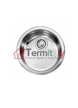 Vendita lavelli ad una vasca per cucina online termitaly - Lavello cucina rotondo ...