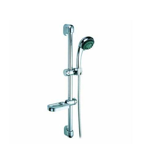 Con doccia multifunzione for Saliscendi per doccia