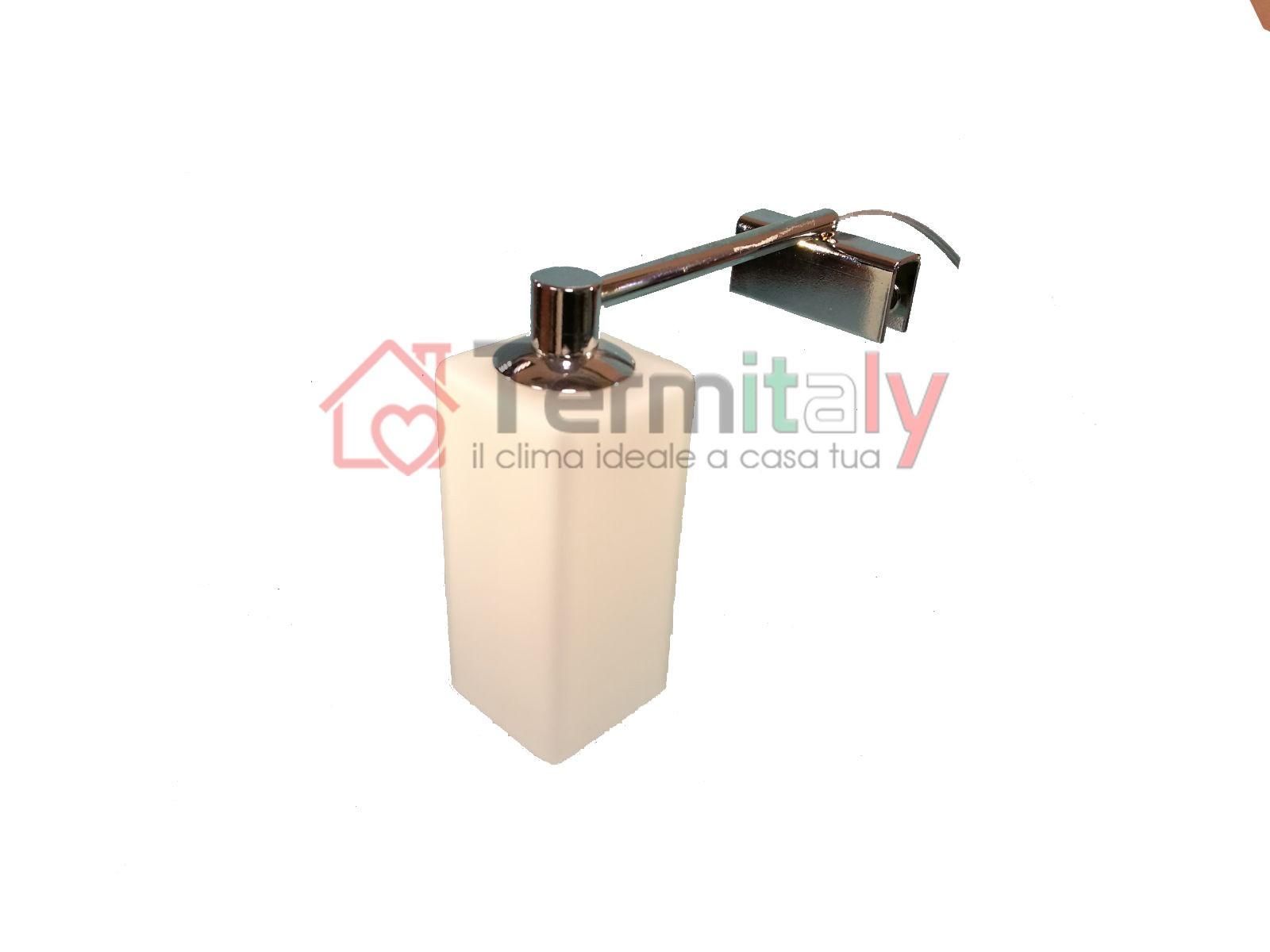 Vendita lampada alogena a morsetto per specchio con cornice online