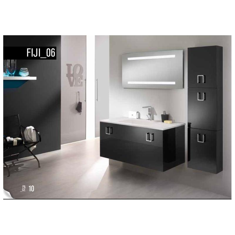 Vendita composizione mobili bagno italbagno mod fiji 06 for Mobilia srl