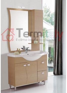 Composizione mobile bagno mod. Amalfi 105