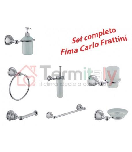Set Completo accessori Bagno serie Style
