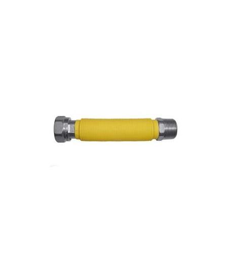 Flessibile inox rivestito per gas