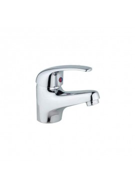 "Miscelatore lavabo ""Universo"" cromo Ideal Star"
