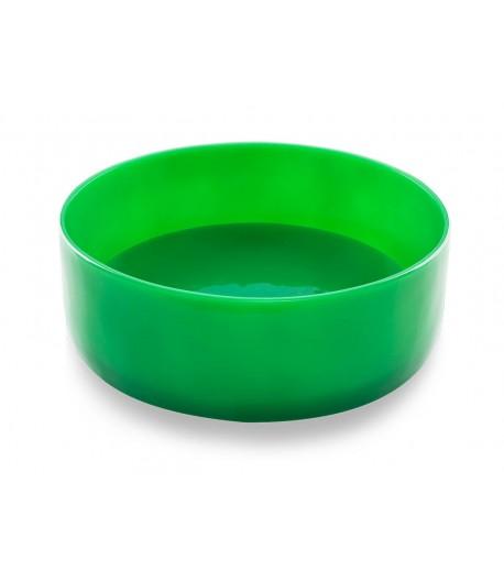 Lavabo da appoggio in resina Cipì Jelly Verde