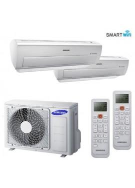 Condizionatore Samsung AR5500M dual multisplit 7000 + 7000 BTU