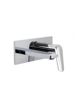 miscelatore lavabo a parete fima spot