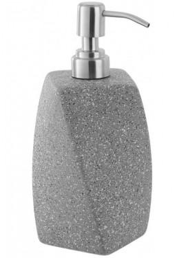 Dispenser sapone Feridras Linea Big Stone Grigio