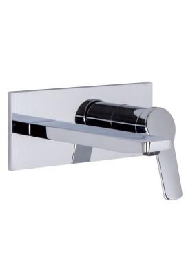 Miscelatore lavabo a parete Fima serie 4 L