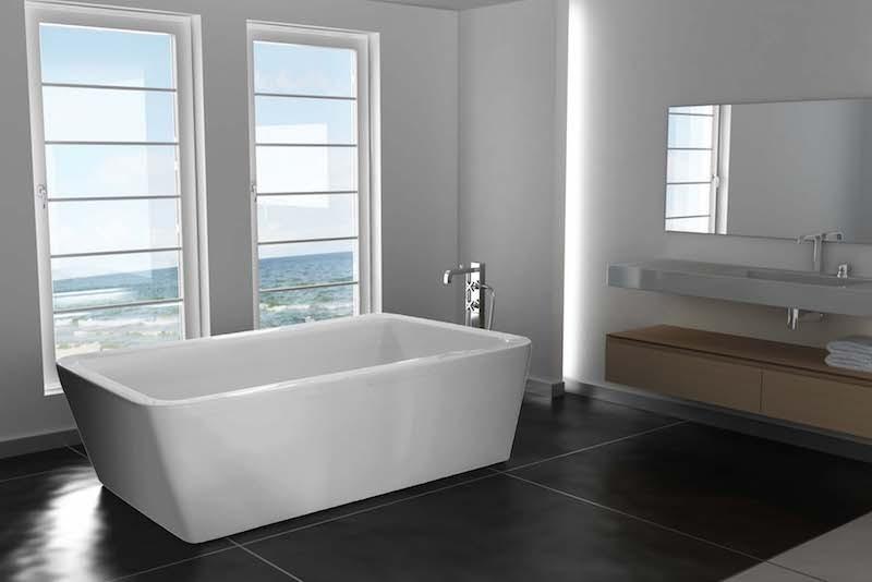 Vasche Da Bagno Jetfun : Vendita vascha da bagno jetfun mod sayren rettangolare online