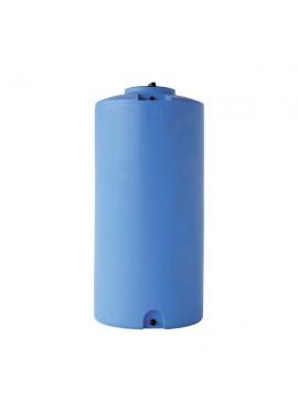 Serbatoio cisterna in polietilene cilindrico verticale