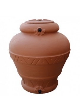 Serbatoio cisterna in polietiene Terracotta mod. JAR Elbi