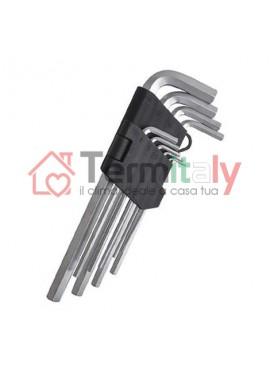 Set chiavi maschio esagonale