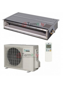 Canalizzabile dc inverter media prevalenza daikin 18000 btu