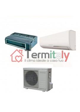 Climatizzatore dual split Nexya S4 inverter Wall+Duct 12+9 U.E. 18