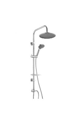 Paini colonna doccia con soffione shower line RS