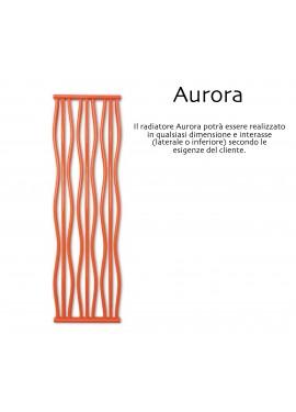 Termoarredo modello Aurora