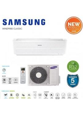 Climatizzatore Samsung serie Windfree Classic 18000 btu