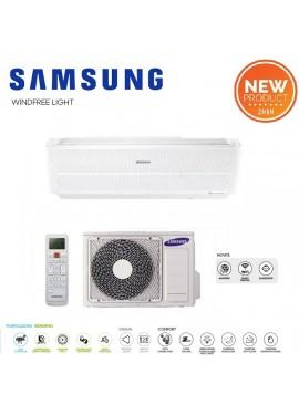 Climatizzatore Samsung serie Windfree Light 18000 btu
