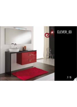 Composizione Italbagno mod. Clever 03