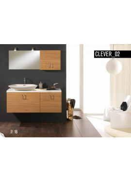 Composizione Italbagno mod. Clever 02