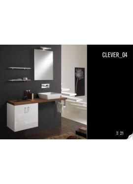 Composizione Italbagno mod. Clever 04
