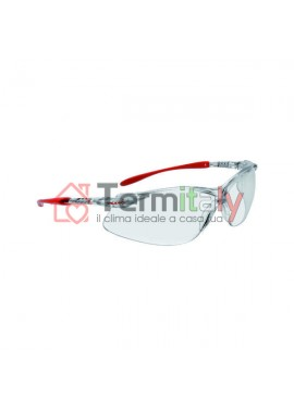 Occhiali di protezione con lenti antigraffio UNIFIX G17