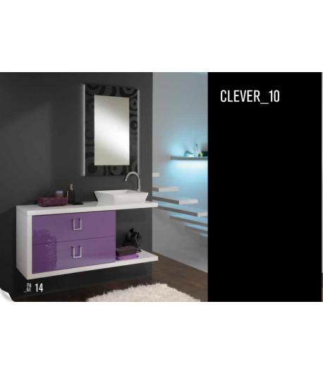 Composizione Italbagno mod. Clever 10