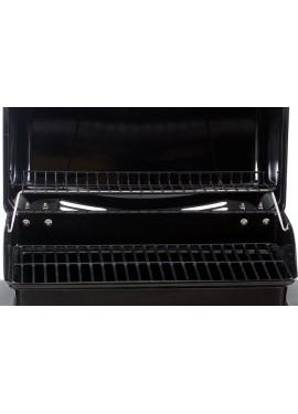 Barbecue a gas SOCHEF mod. PIU' SAPORILLO (pietra lavica)