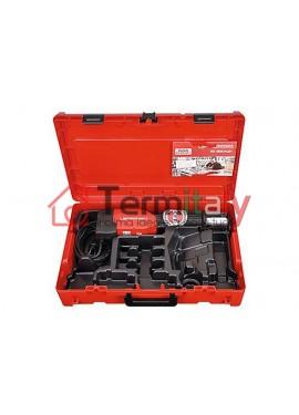 ROTHENBERGER Pressatrice elettroidraulica ROMAX 3000 AC Set Basic