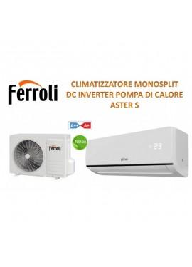 Condizionatore Ferroli mod. Aster S 18000 btu