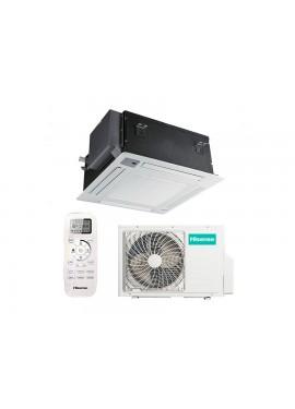Climatizzatore Hisense Cassetta 4 vie 900x900 Inverter 36000