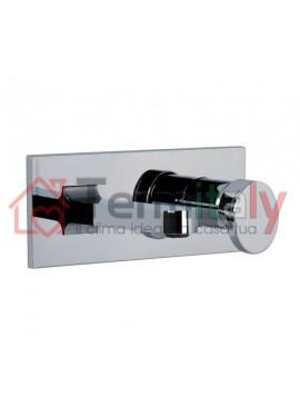 Miscelatore Lavabo da Incasso bocca 139 mm Fima serie Next