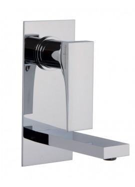 Miscelatore lavabo da incasso Fima serie Zeta